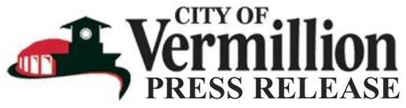 City of Vermillion: Press Release Logo