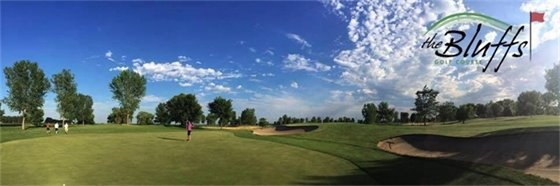 Image of the Bluffs Golf Course