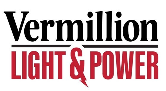 Vermillion Light & Power Logo