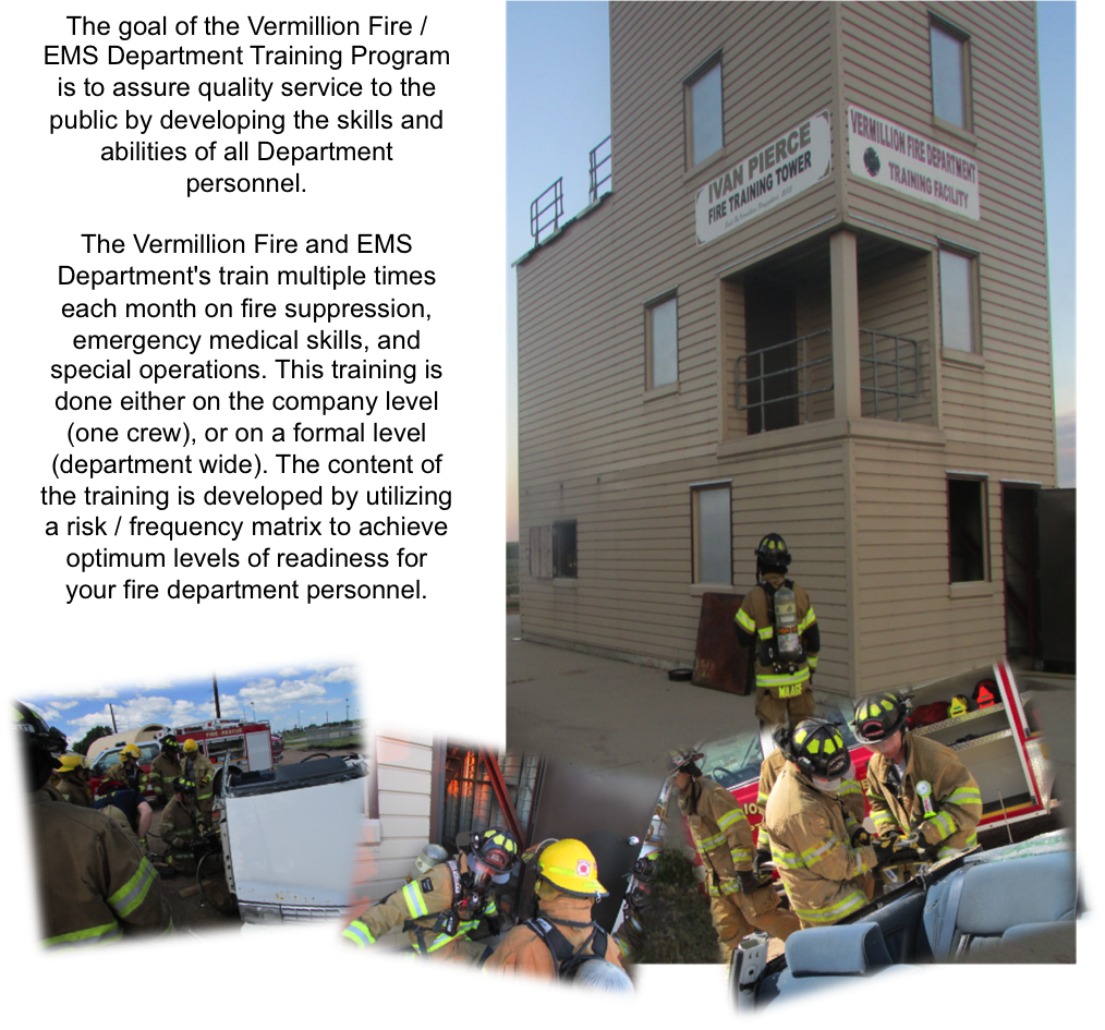 Fire Division - Training Program
